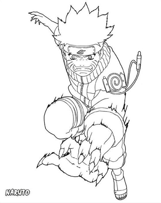 Angry Naruto