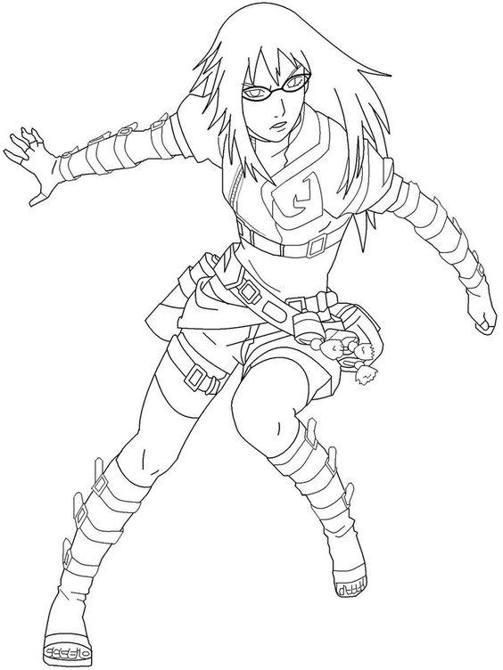 Karin In Naruto Shippuden