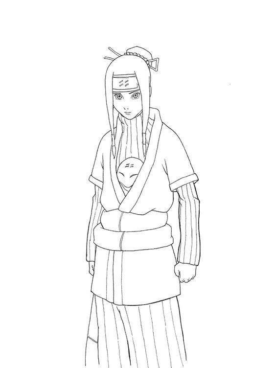 Haku From Naruto Dattebayo