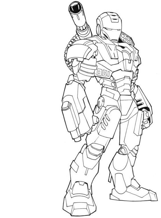 Super Hero Iron Man
