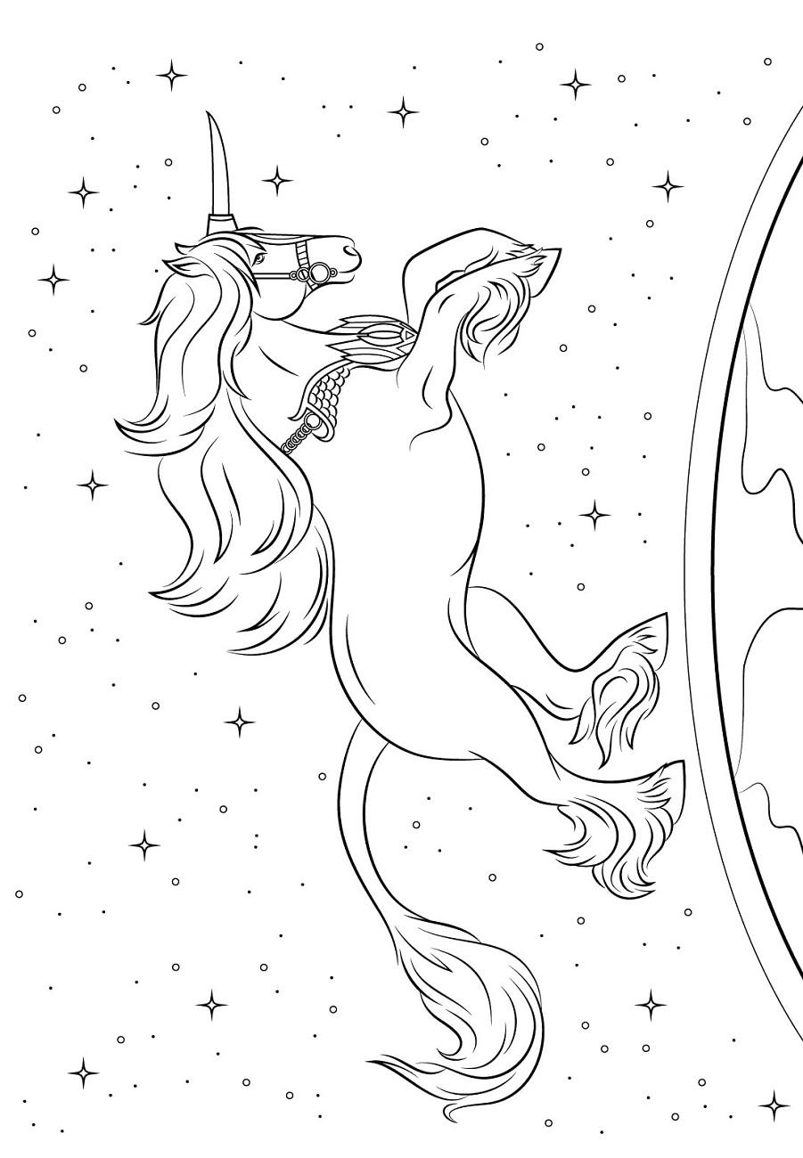 Unicorn Moving