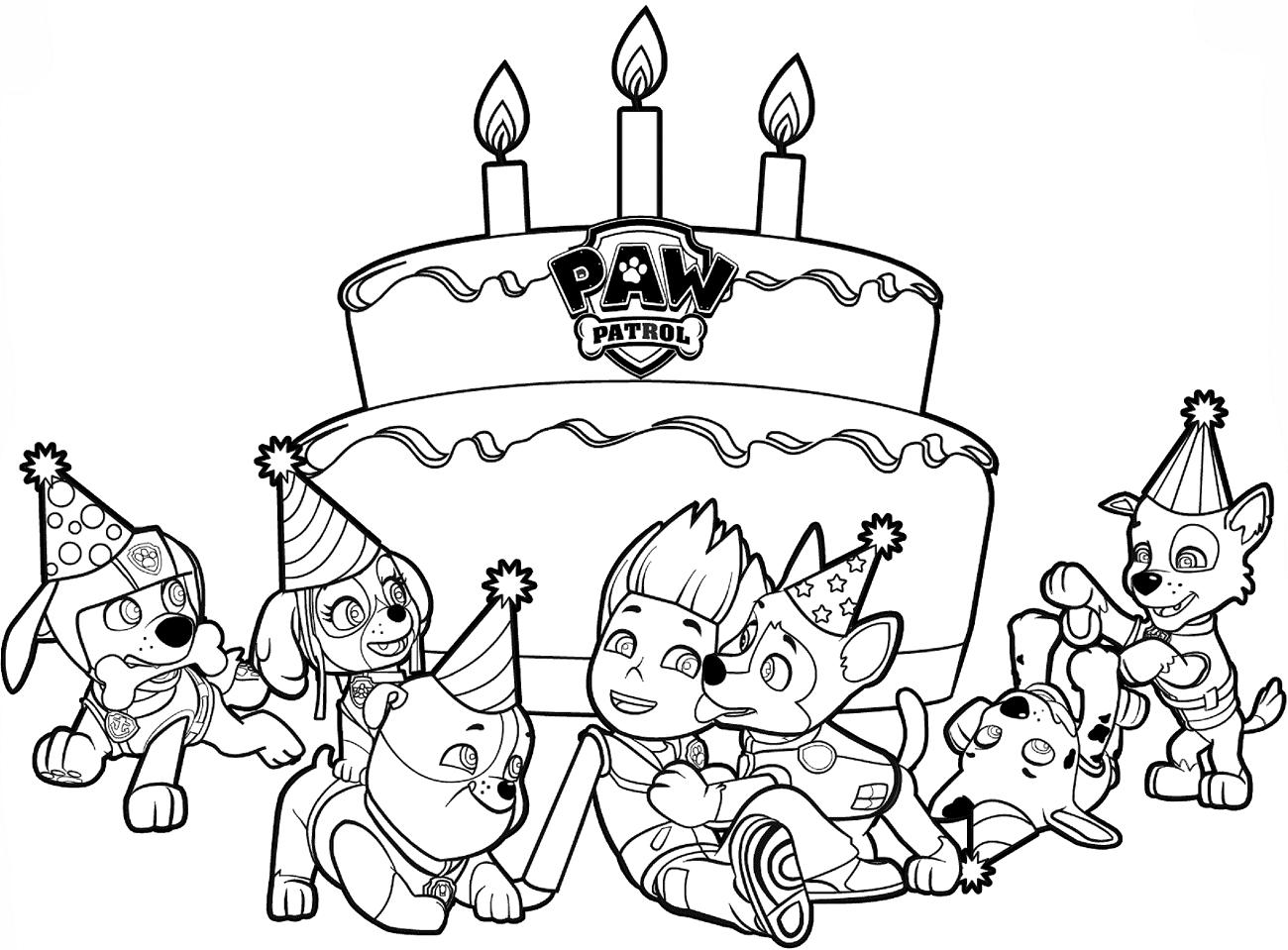 Happy Birthday To Ryder