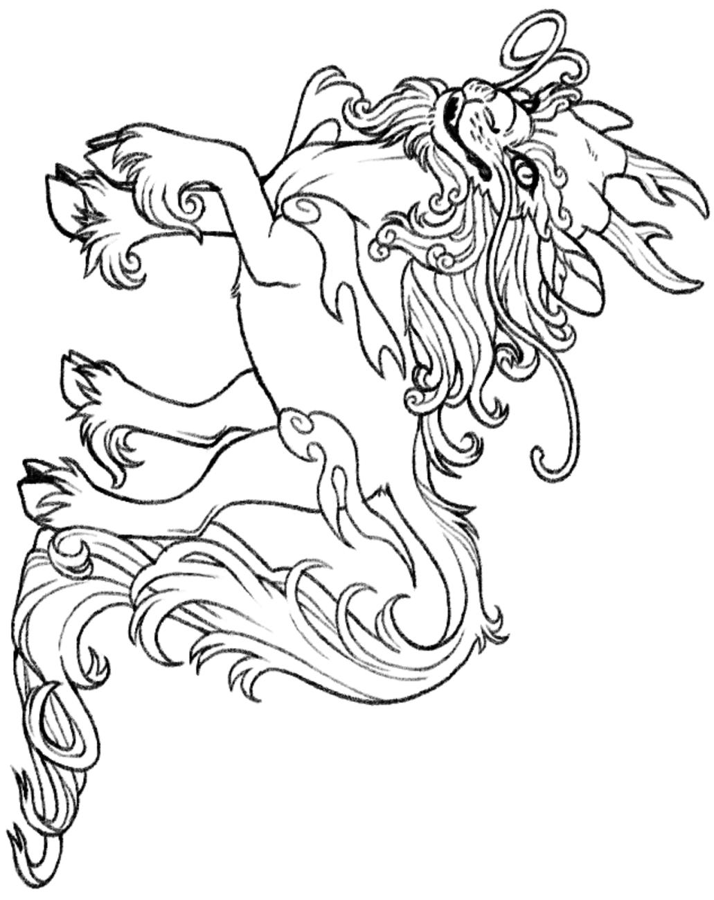 Kirin Chinese Unicorn