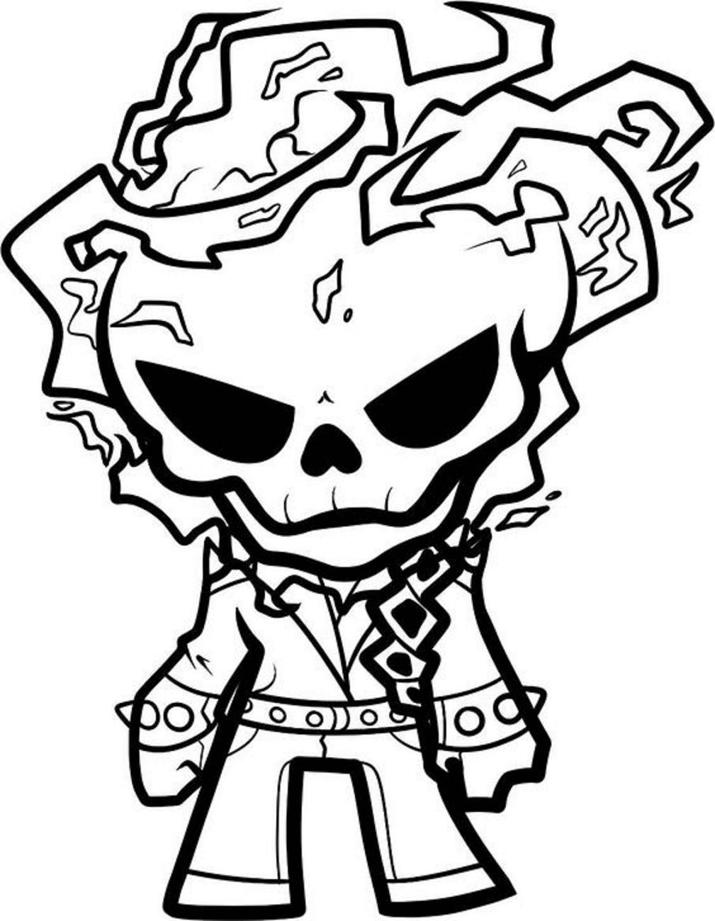 Cowboy Ghost Rider