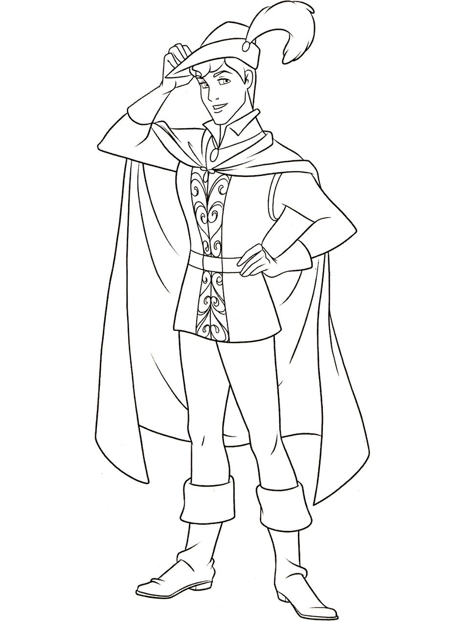 Handsome Prince Phillip