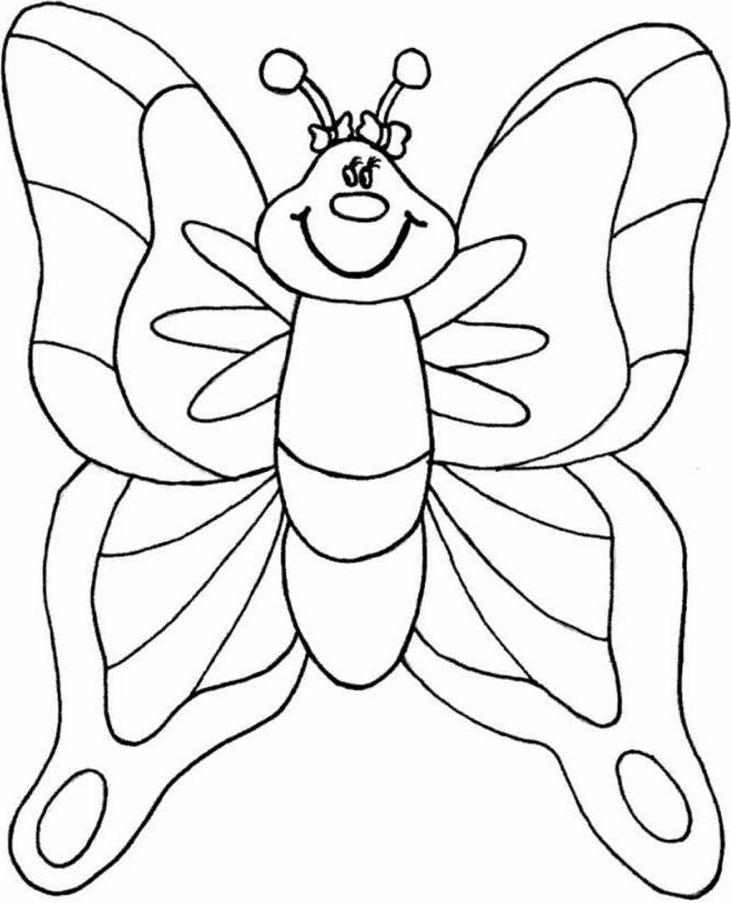 Butterfly For Child Preschool