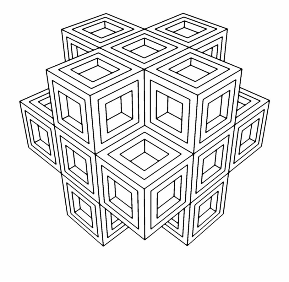 Simple Square Geometric