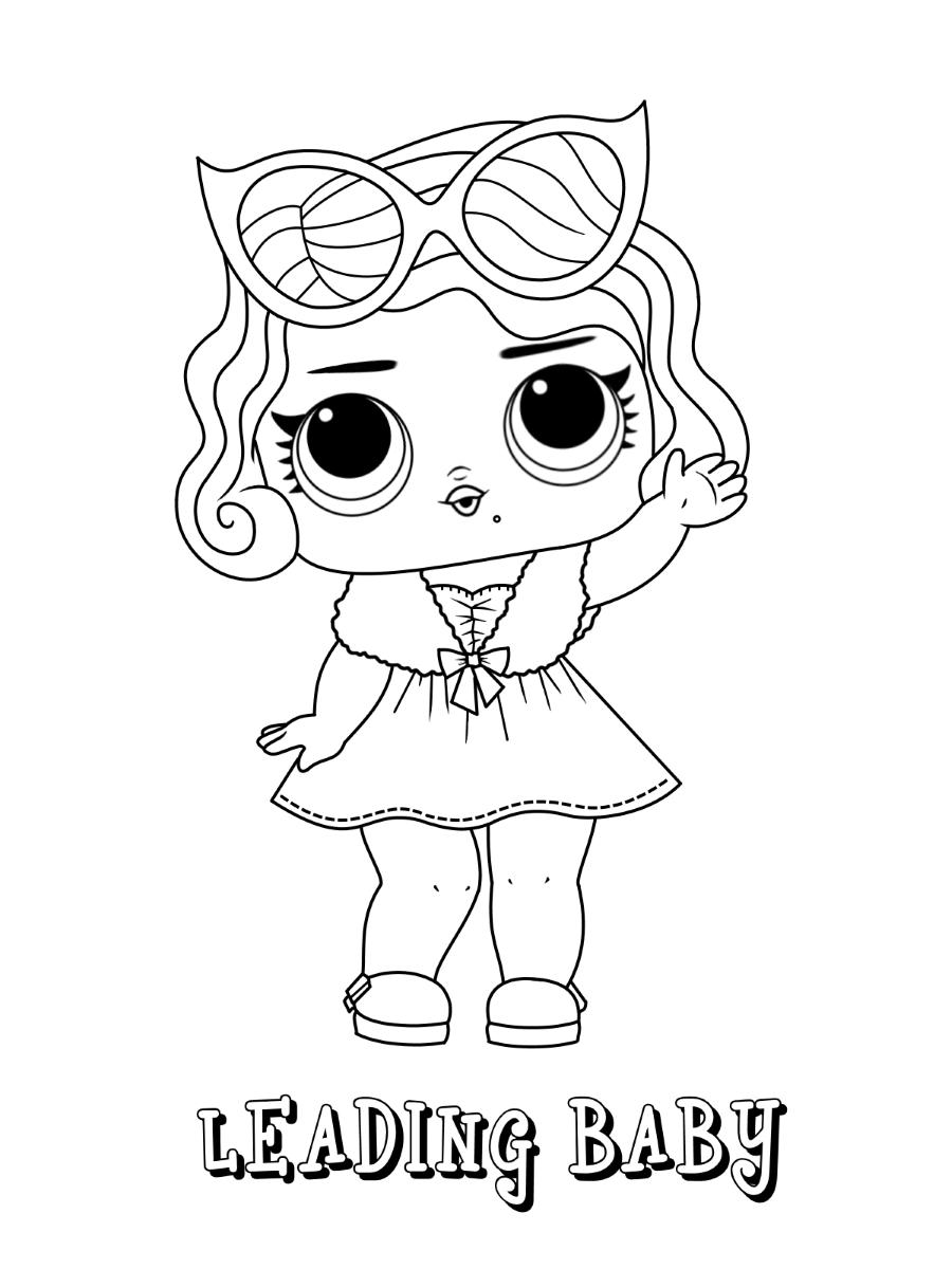 Leading Baby Lol Doll