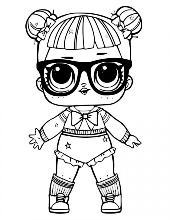 Teacher's Pet Lol Doll