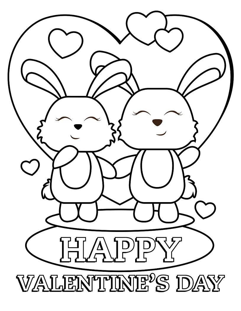 Valentine's Day Bunnies