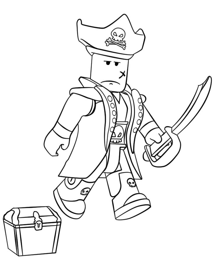 Roblox Pirate