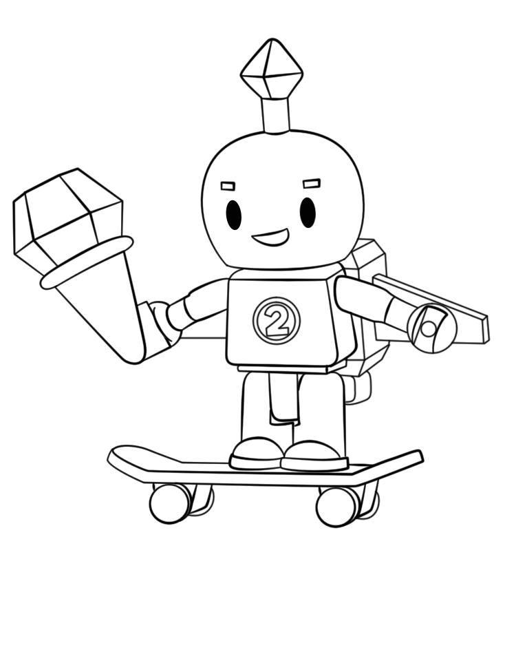 Roblox Robot