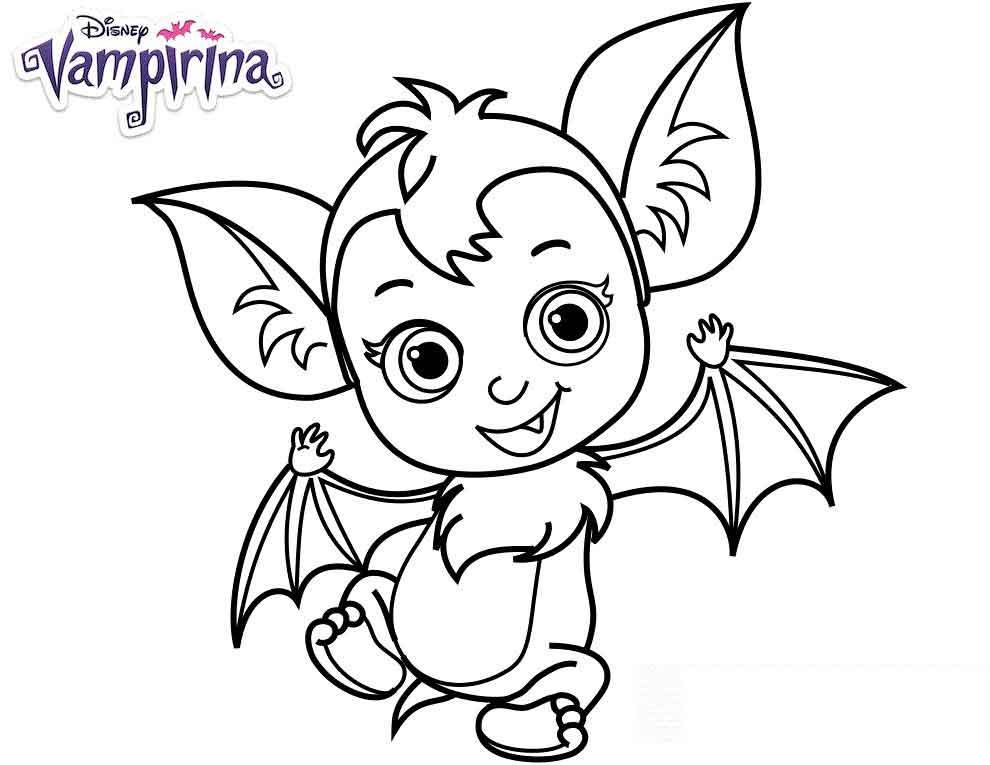 Baby Bat Vampirina Hauntley