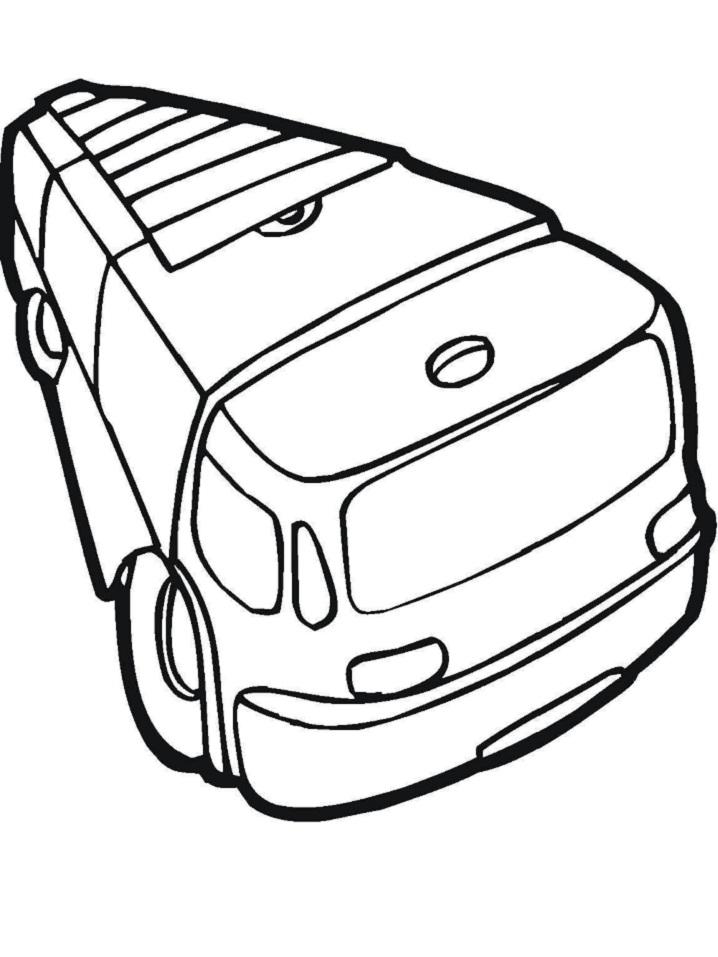 Simple Fire Truck