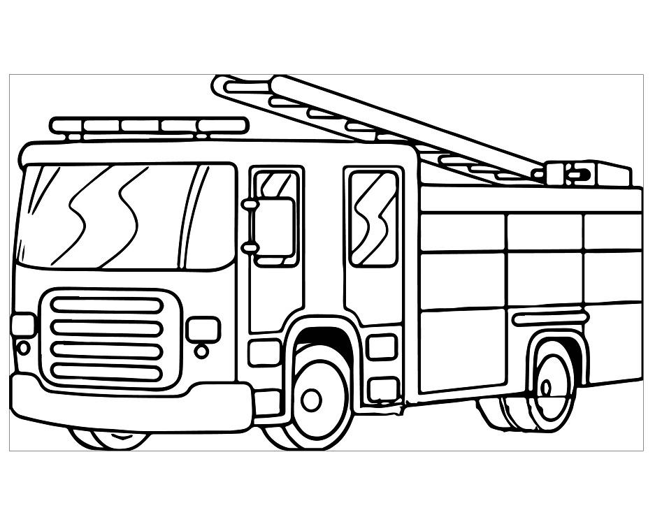 Good Fire Truck
