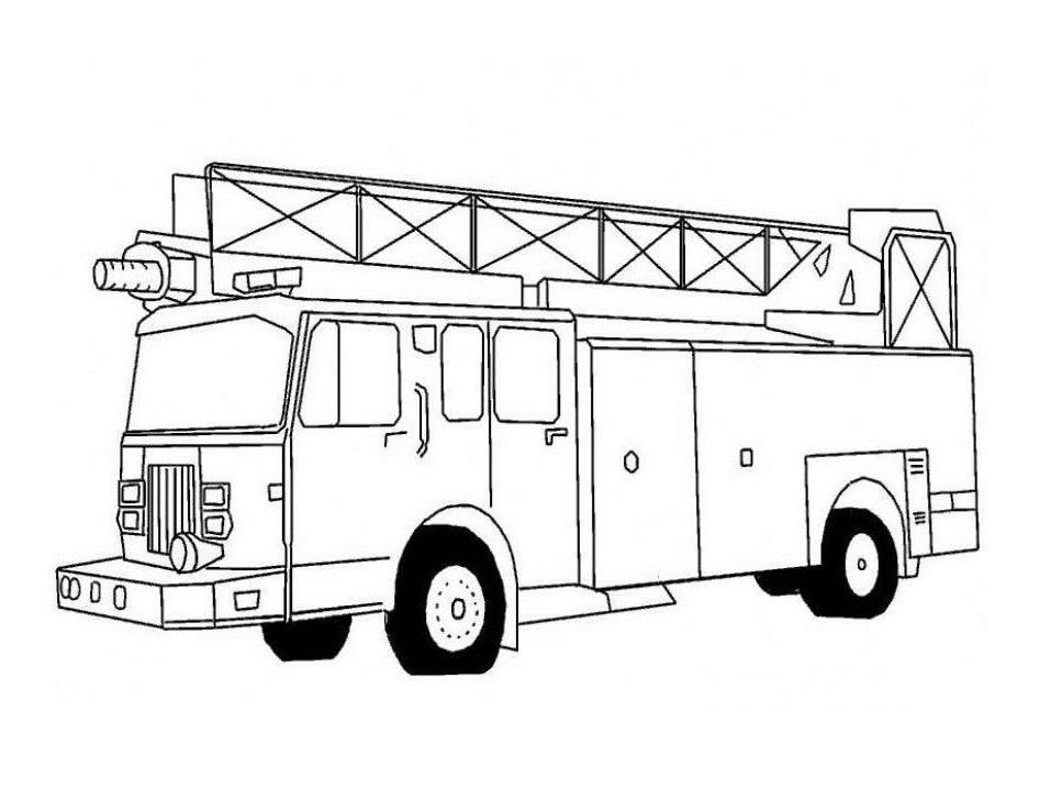 Nice Fire Truck