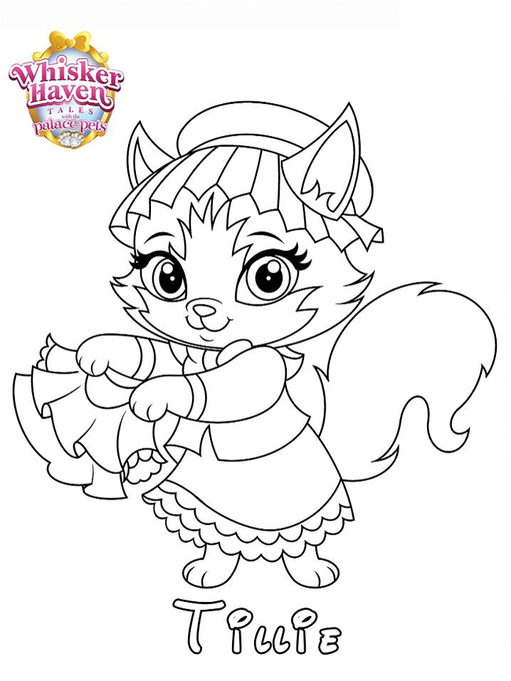 Tillie Princess