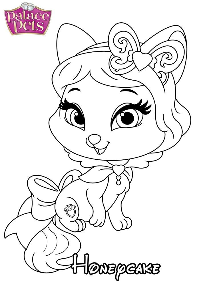 Honeycake Princess