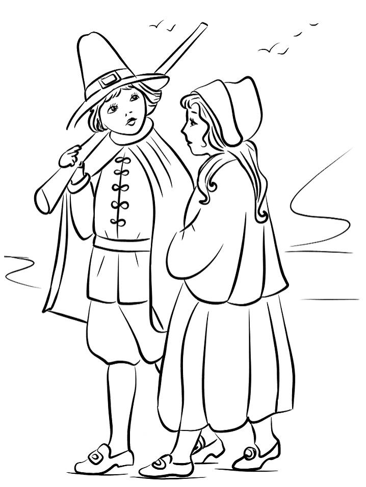 Pilgrim Children