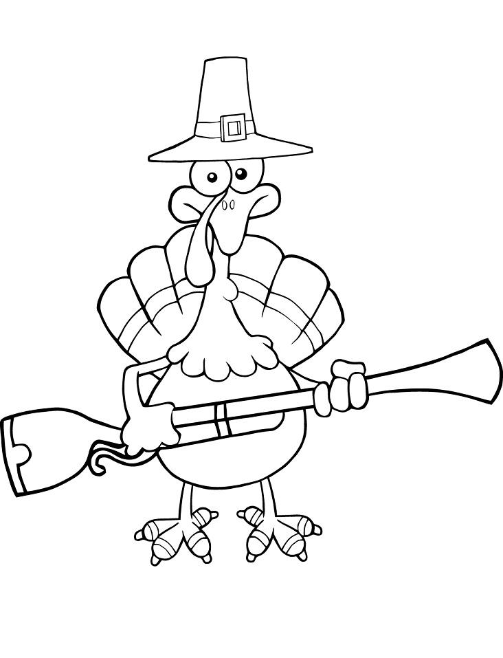 Turkey with a Gun