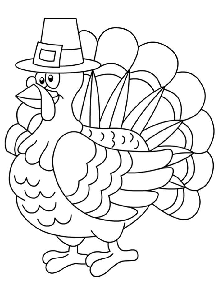 A Funny Turkey