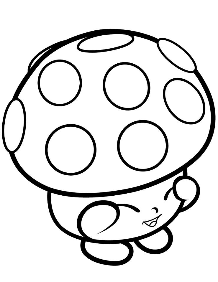Mushroom Miss Mushy Moo