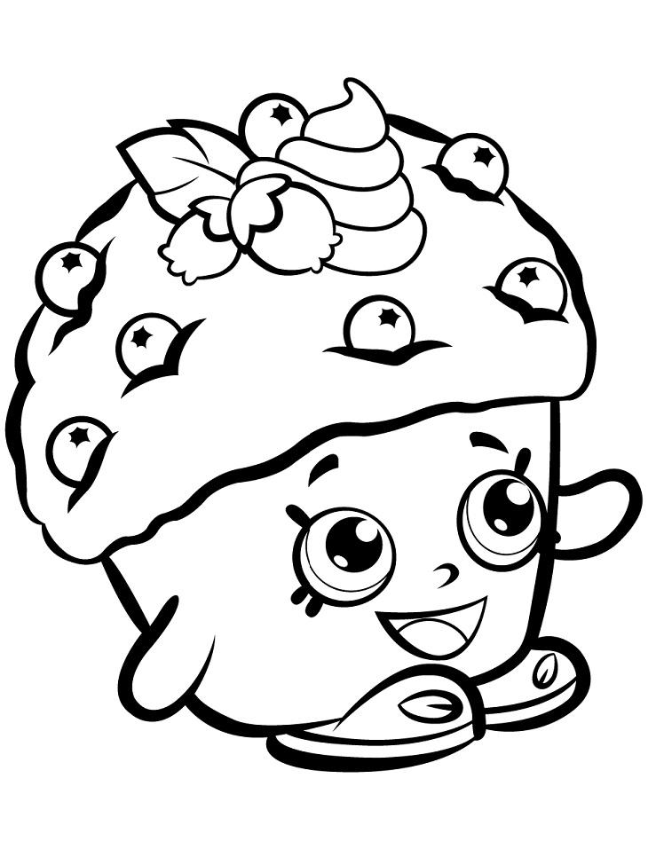 Mini Muffin Shopkin