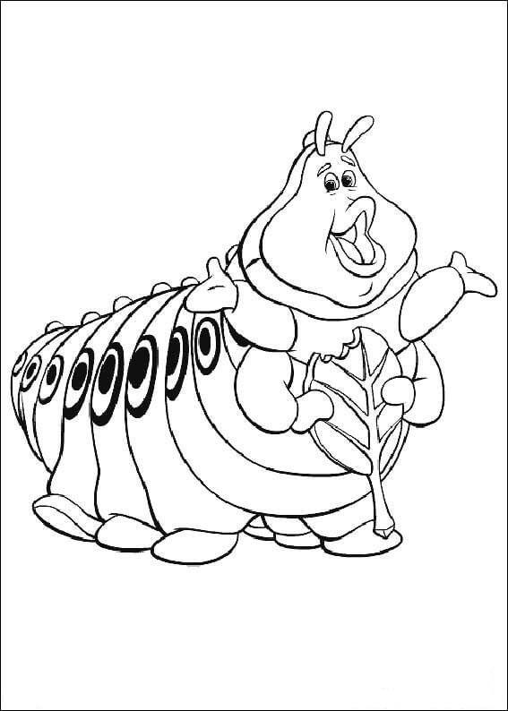 Caterpillar Heimlich