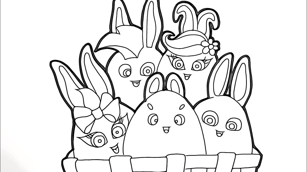 Cute Sunny Bunnies