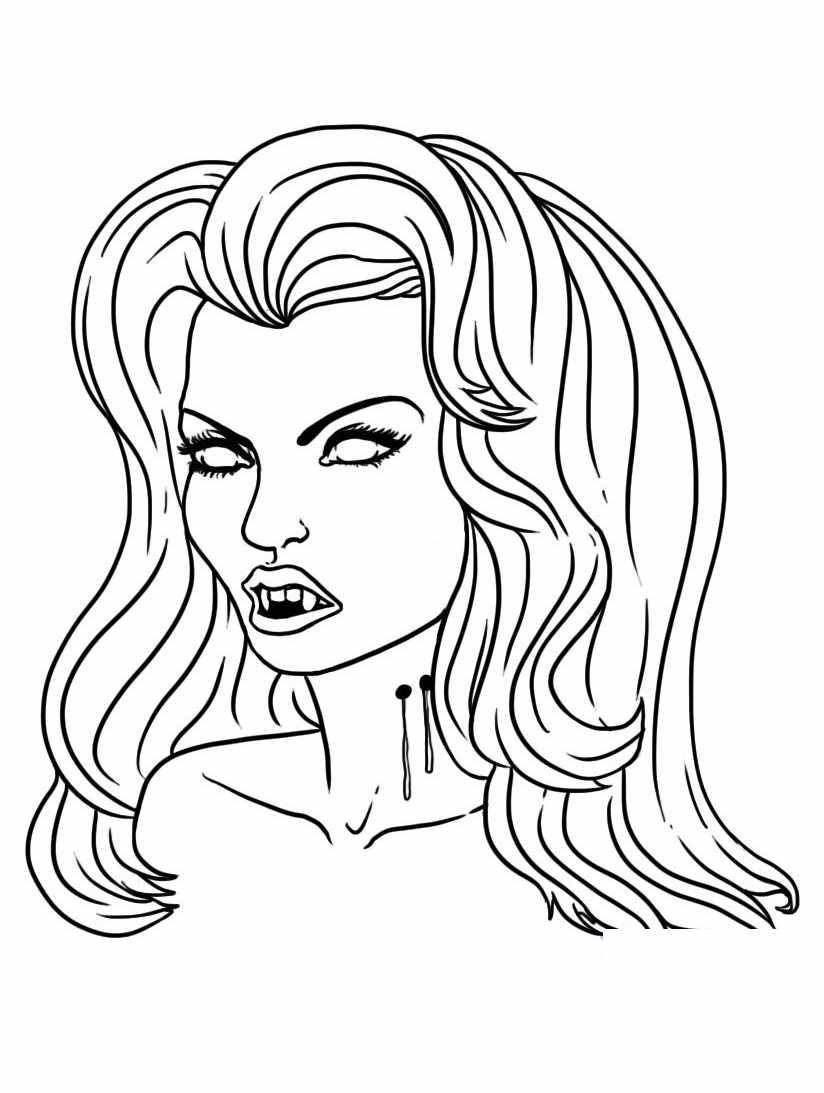 Girl Vampire