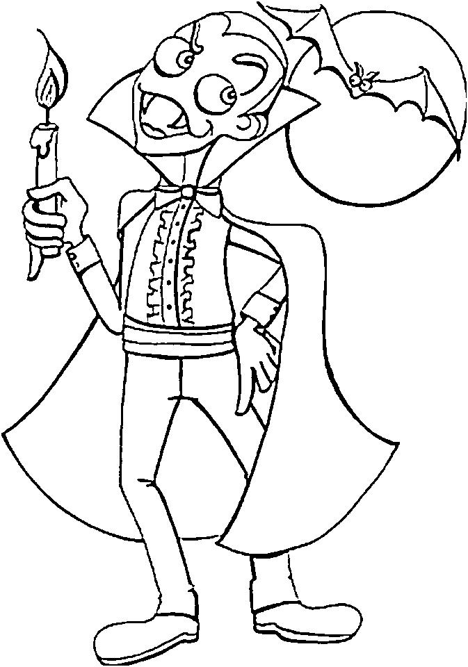 Happy Vampire