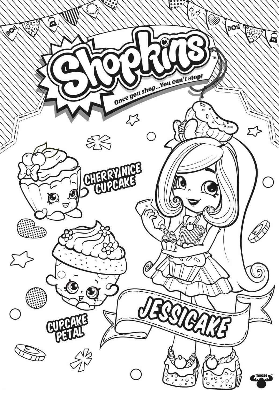 Jessicake Shopkins 2