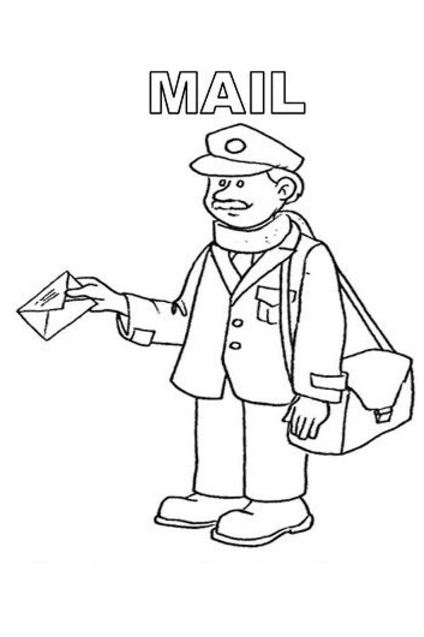 Old Postman