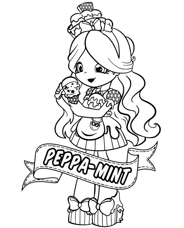 Peppa-Mint