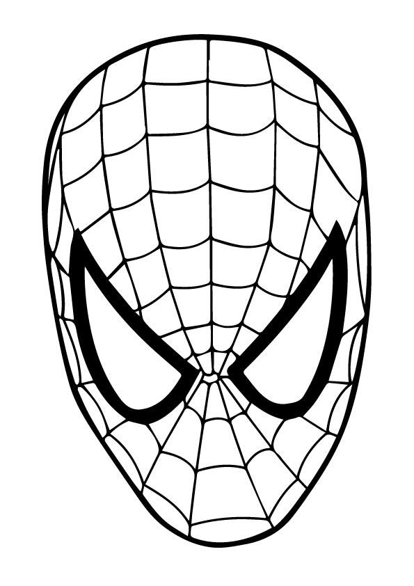 Tô màu cho người nhện