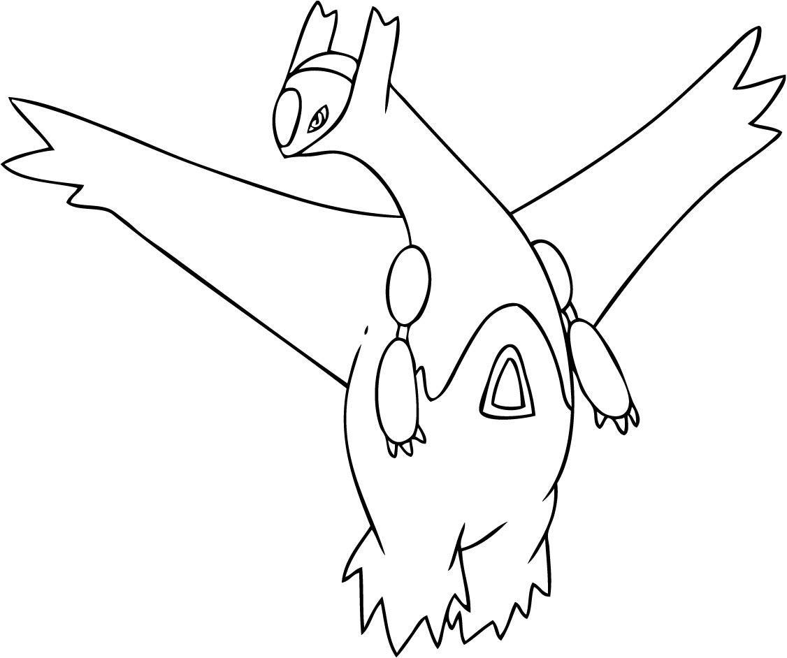 Mega Greninja Pokemon Coloring Page Free Printable Coloring Pages For Kids