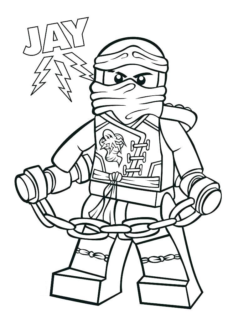 jay ninjago coloring page  free printable coloring pages