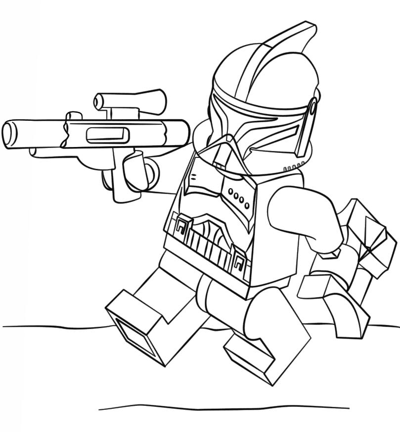Clone Trooper Lego