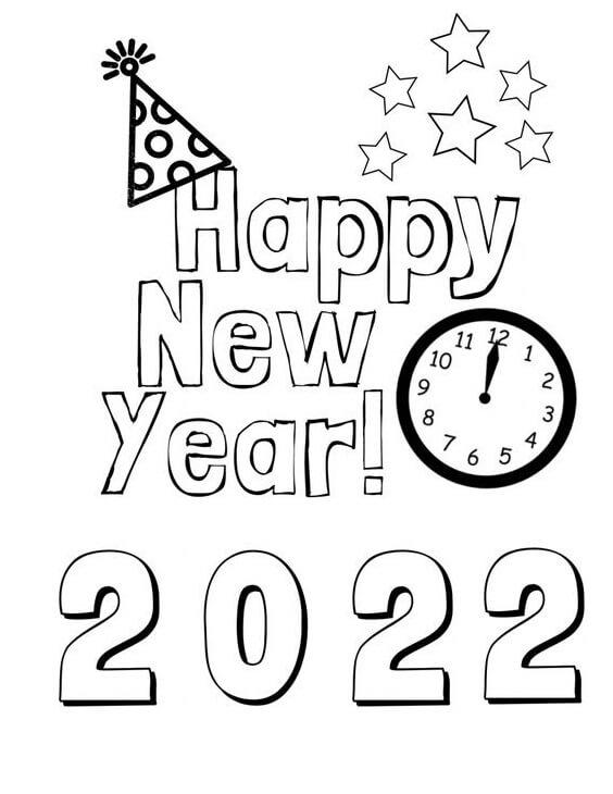 2022 New Year 1