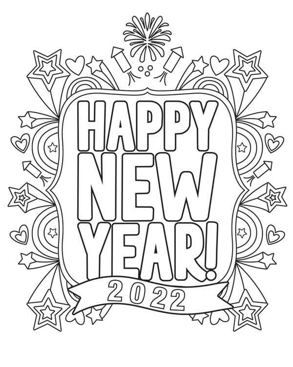 2022 New Year 2