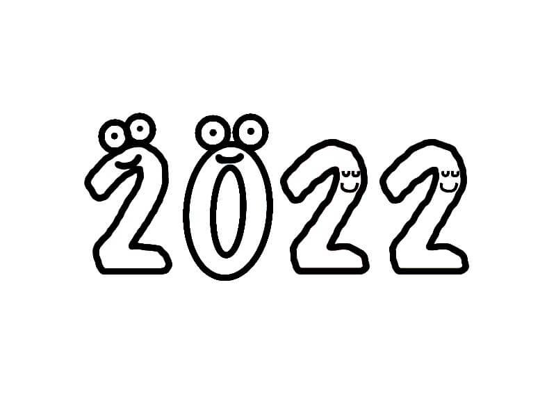 2022 New Year