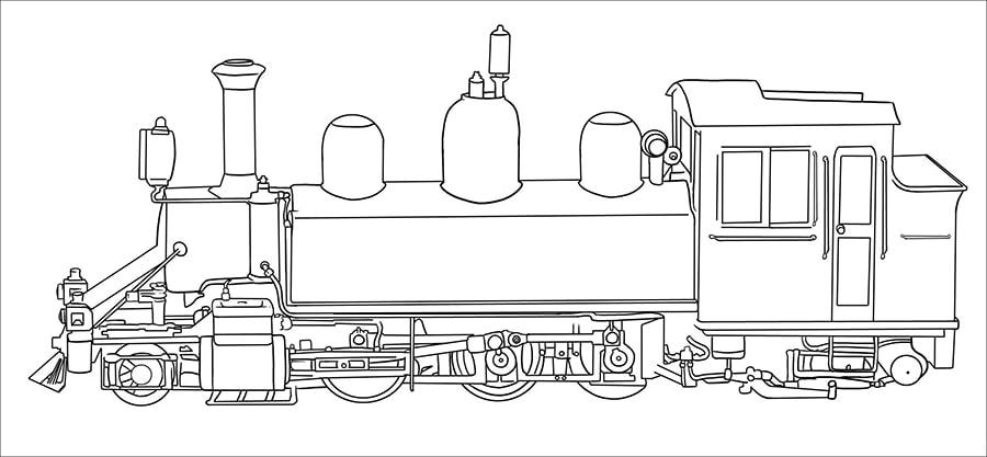 A Simple Locomotive