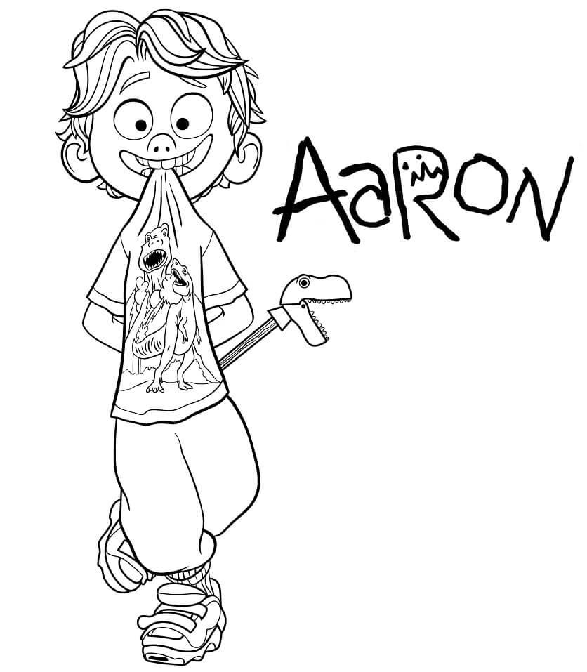 Aaron Mitchell