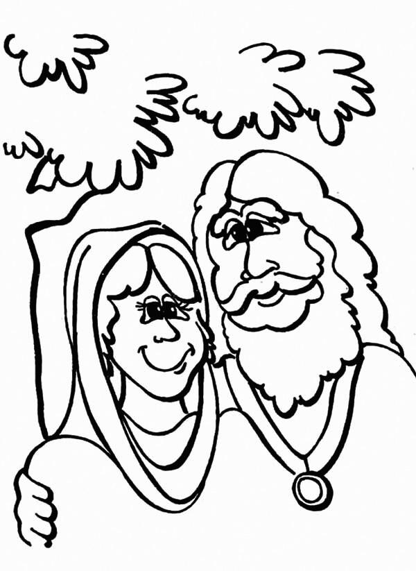 Abraham and Sarah 1