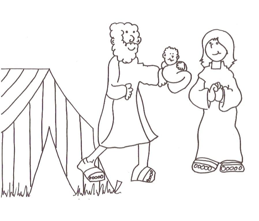 Abraham and Sarah 11