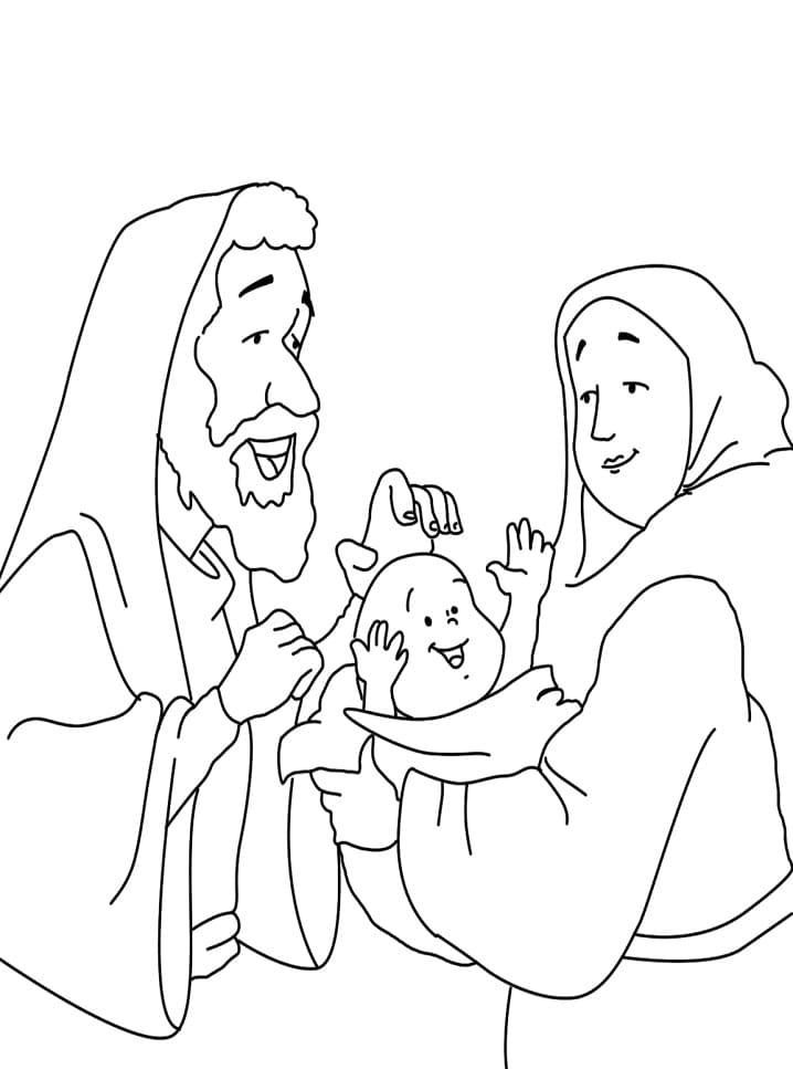 Abraham and Sarah 12