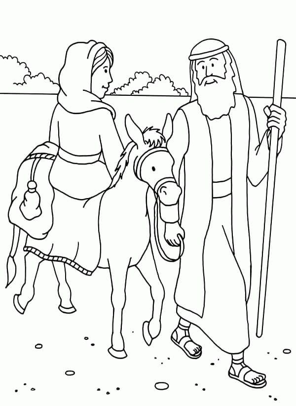 Abraham and Sarah 14