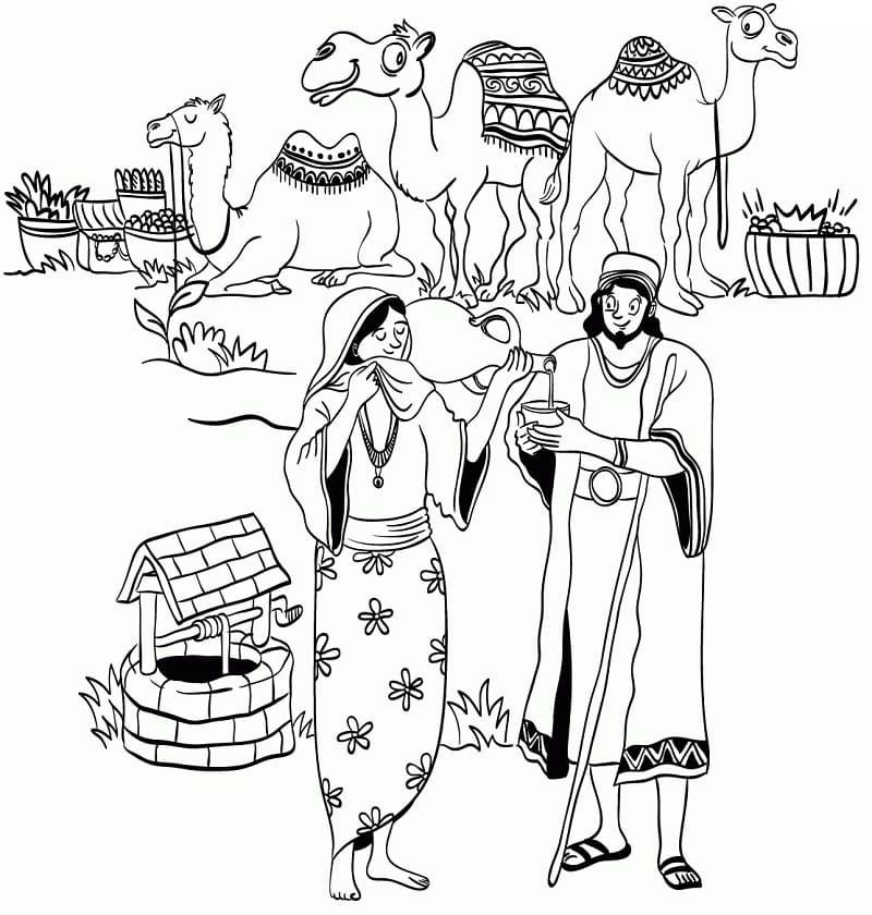 Abraham and Sarah 16