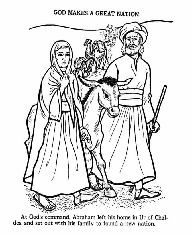 Abraham and Sarah 2