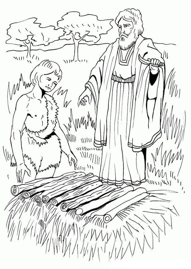 Abraham and Sarah 20